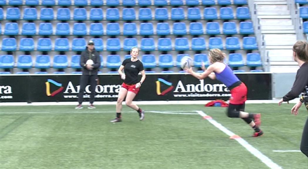 Les seleccions masculina i femenina de rugbi de 7 compartiran escenari en l'Europeu