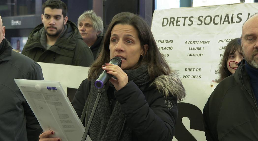 El SEP acusa Vilarrubla de manca de lideratge i li exigeix consens