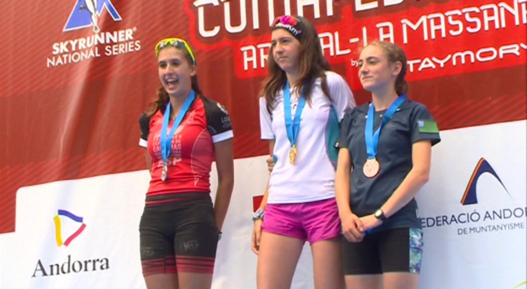 Set atletes de la FAM, al Campionat del Món juvenil de curses de muntanya