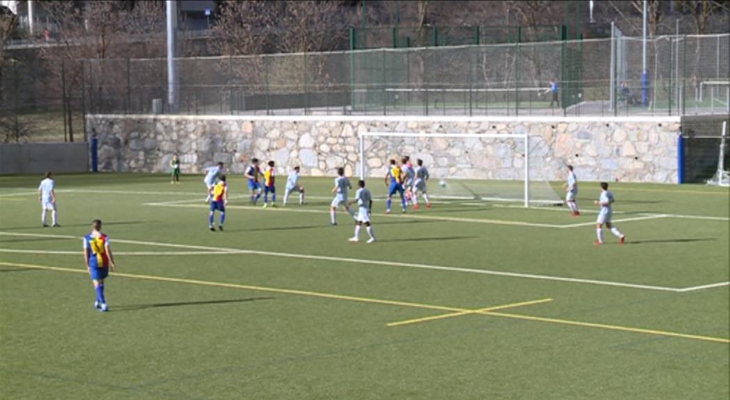 Set punts separen el FC Andorra de l'ascens
