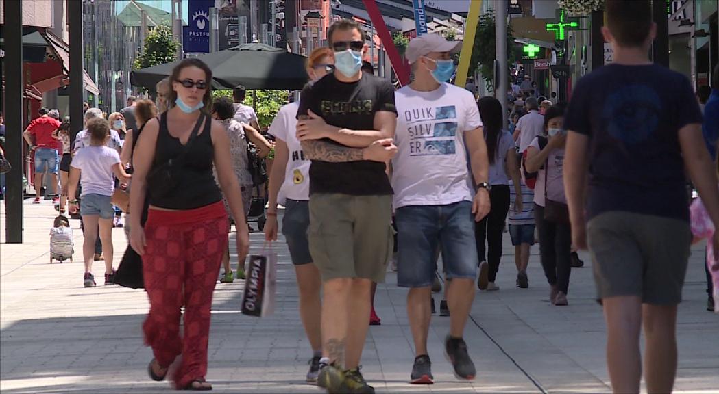 Es preveu un 48% d'ocupació el cap de setmana i molts més turistes que arribin per França que no per Espanya