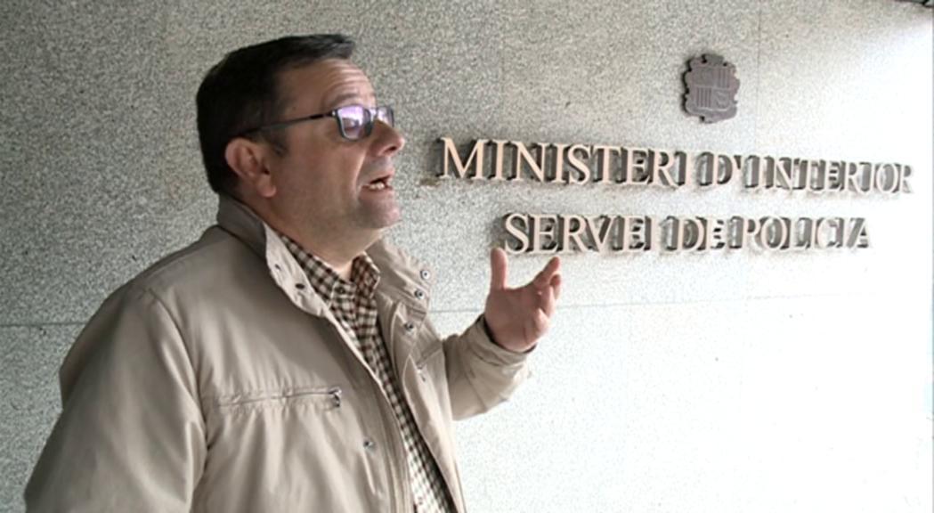 El sindicat policial CFPA demana reunions mensuals amb el Govern per la reforma de la funció pública