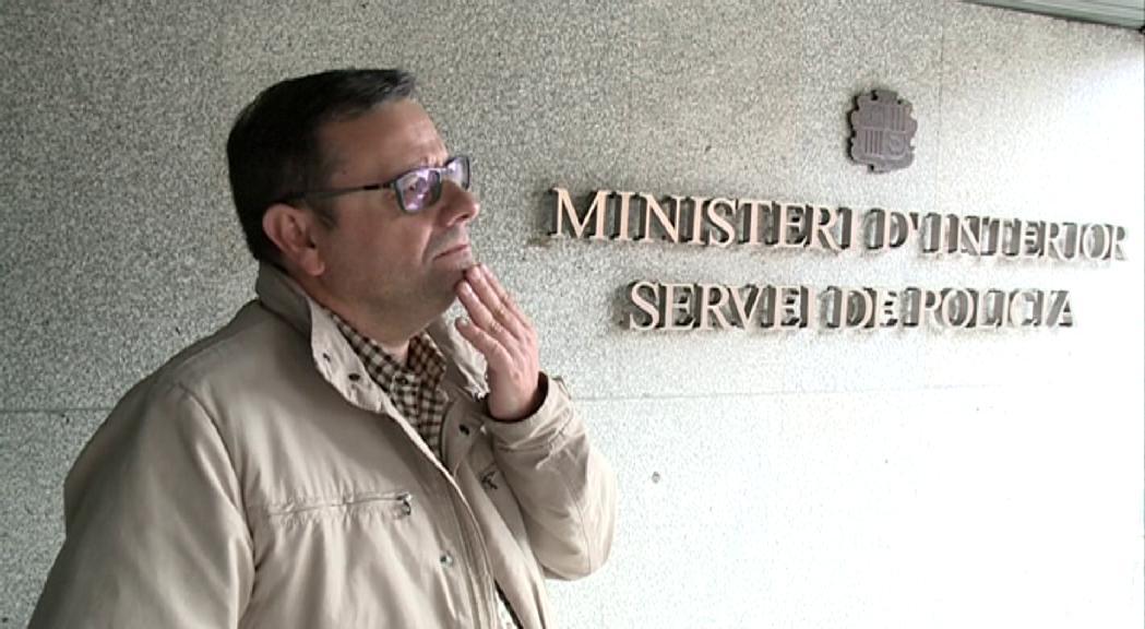 El sindicat policial CFPA no se sumarà a la denúncia del SIPAAG pels càrrecs de relació especial