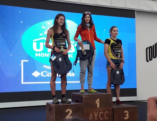 Sinfreu s'imposa a la Youth Chamonix Courmayeur de l'UTMB