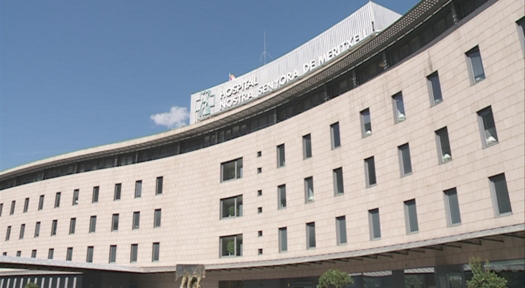 Sis persones ingressades per la Covid-19 a l'hospital