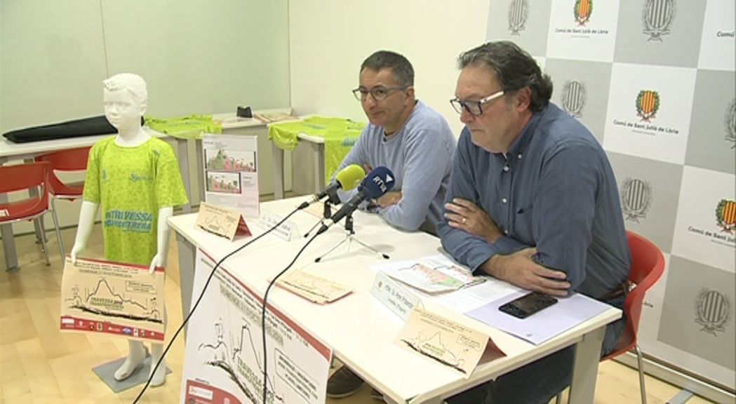 La sisena Travessa Transfronterera espera recuperar els 200 participants