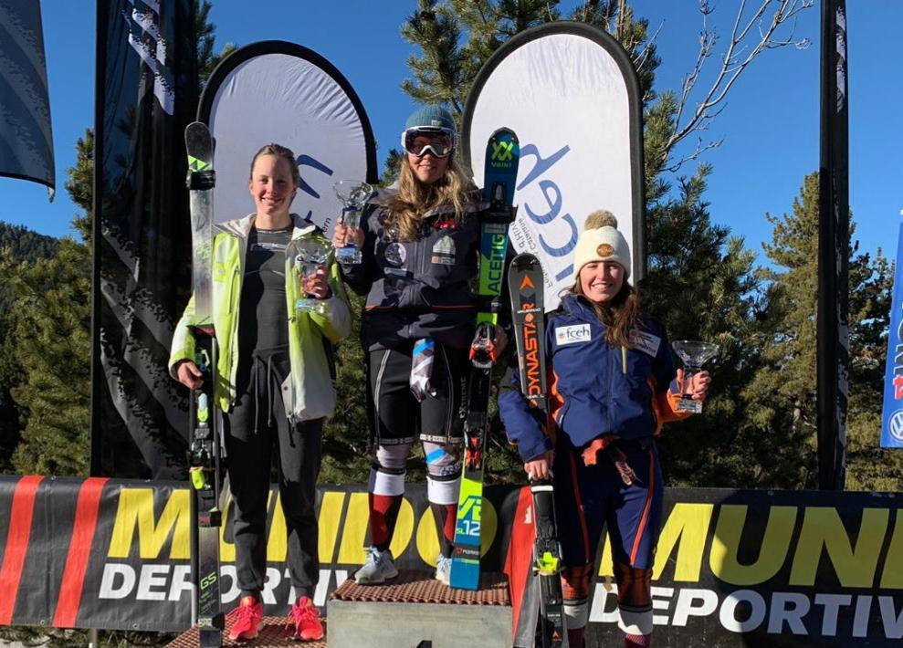 Sissi Hinterreitner és segona en el gegant FIS disputat a la Molina