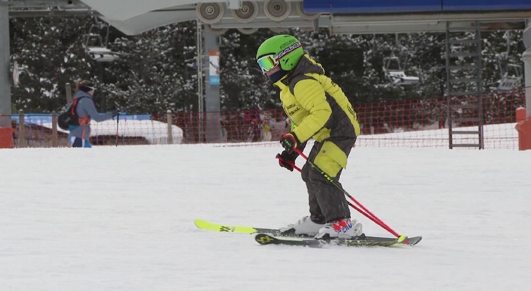 Ski Andorra confia en una temporada de neu en positiu