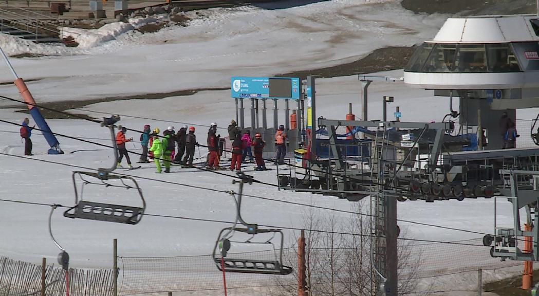 Ski Andorra xifra en uns 40 milions d'euros les pèrdues de les estacions per la Covid-19
