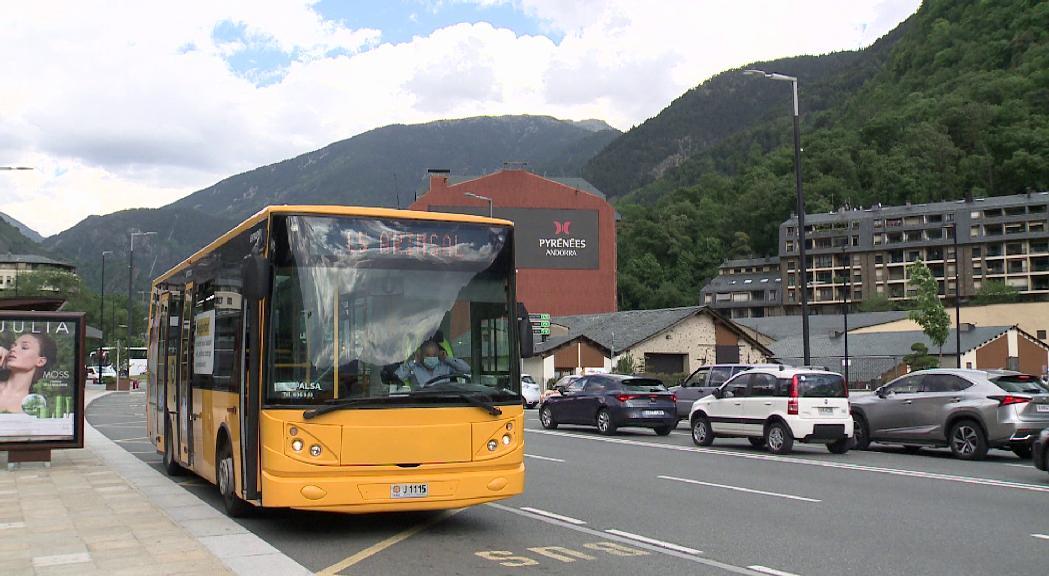 La societat de línies regulars d'autobusos Coopalsa demana al Govern uns 800.00 euors per les pèrdues entre setembre i febrer