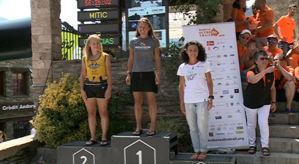 Solana firma un destacat 8è lloc a la TDS de l'Ultra Trail del Mont Blanc