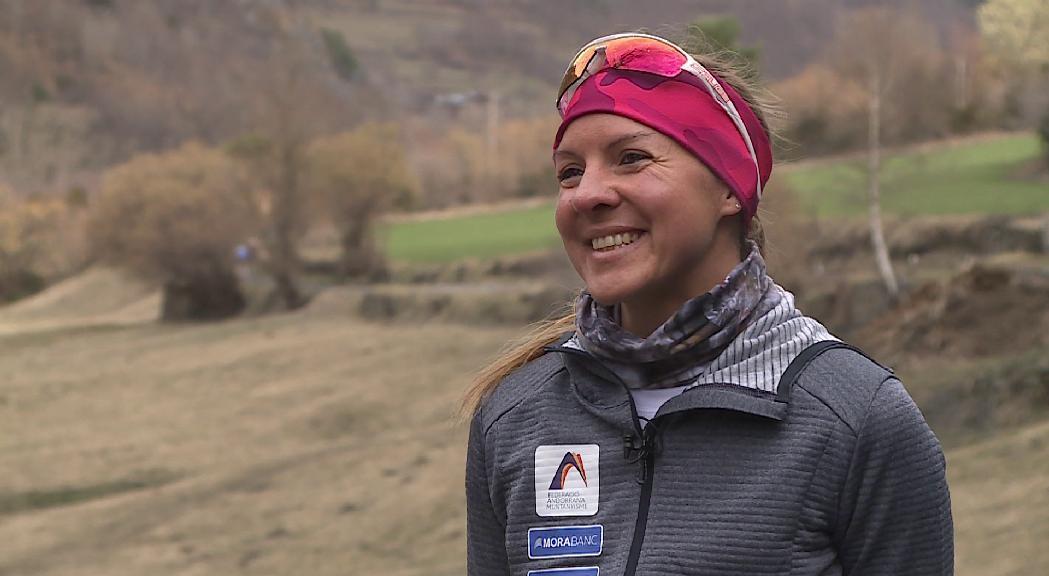 Solana s'integra a l'equip nacional de curses de muntanya