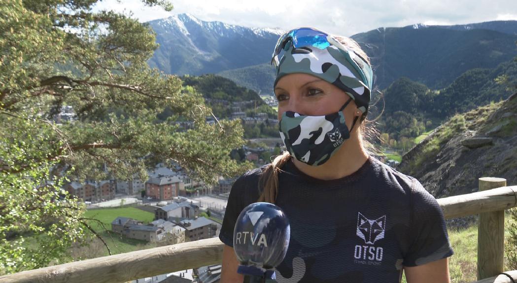 Solana obre l'any del retorn amb bones sensacions i l'Ultra Trail del Mont Blanc com a gran cita