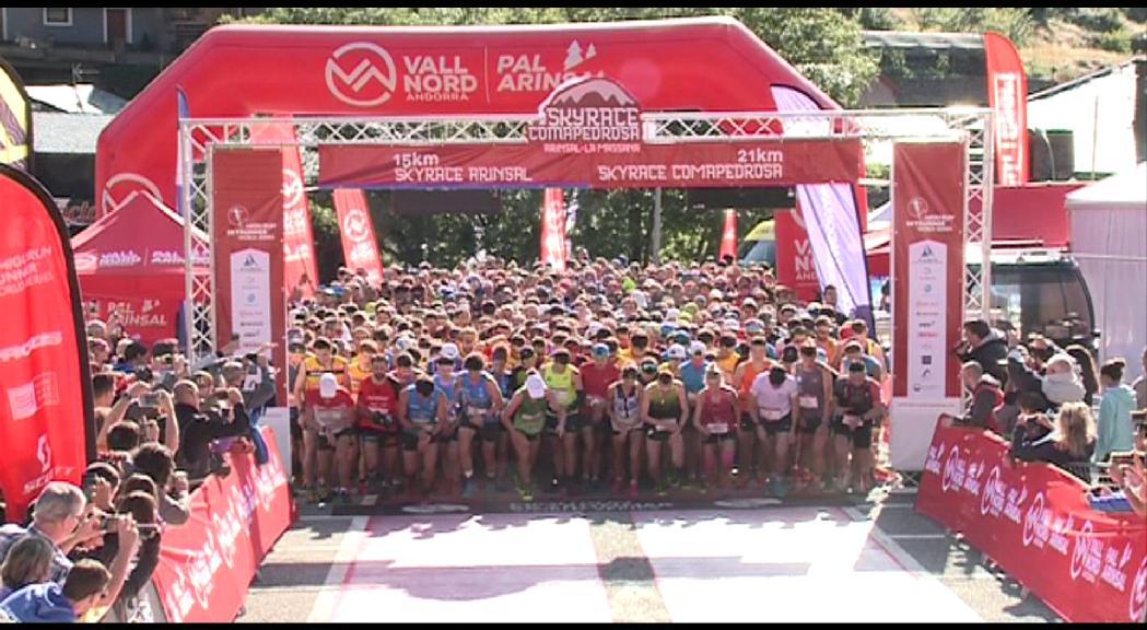La sortida de la final del circuit mundial de curses de muntanyes serà més d'hora, com volien els Casal
