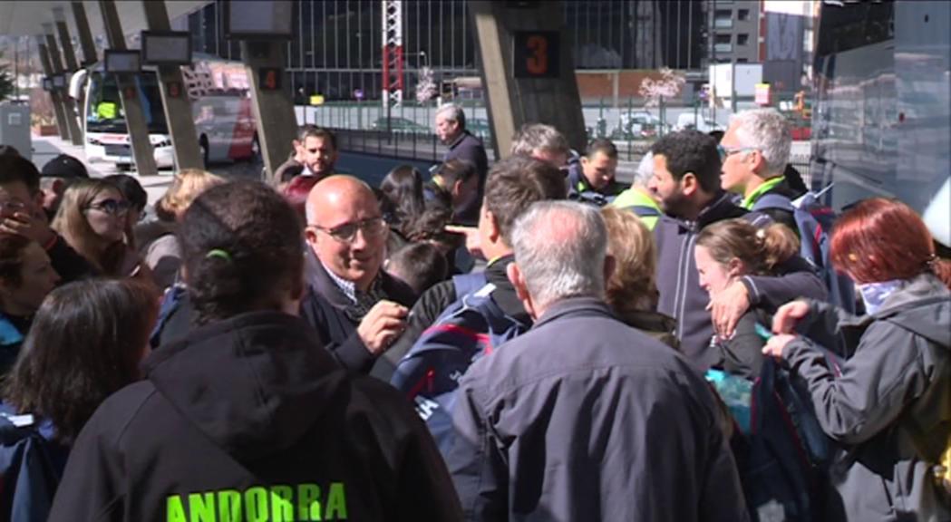 Els Special Olympics arriben a Andorra carregats amb 12 medalles