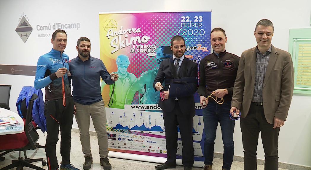 La Sportiva Andorra Skimo aplegarà un miler d'esquiadors de catorze nacionalitats
