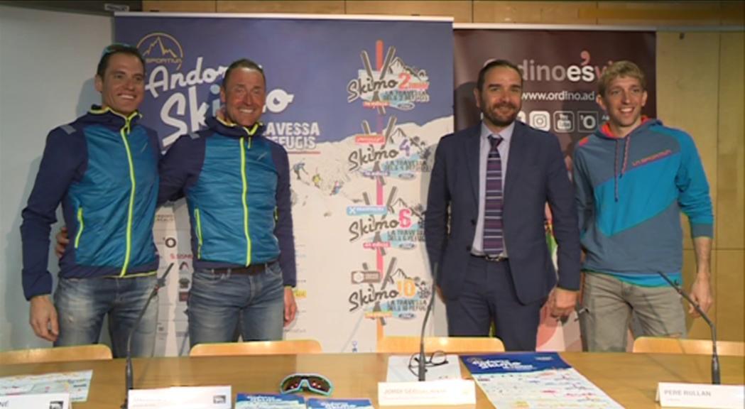 La Sportiva Andorra Skimo reunirà 900 corredors en la travessa dels refugis