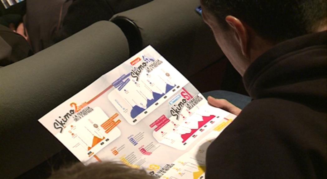 La Sportiva Andorra Skimo vol arribar als 1.000