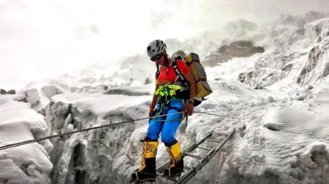 Stefi Troguet vol fer cim al Manaslu aquest divendres