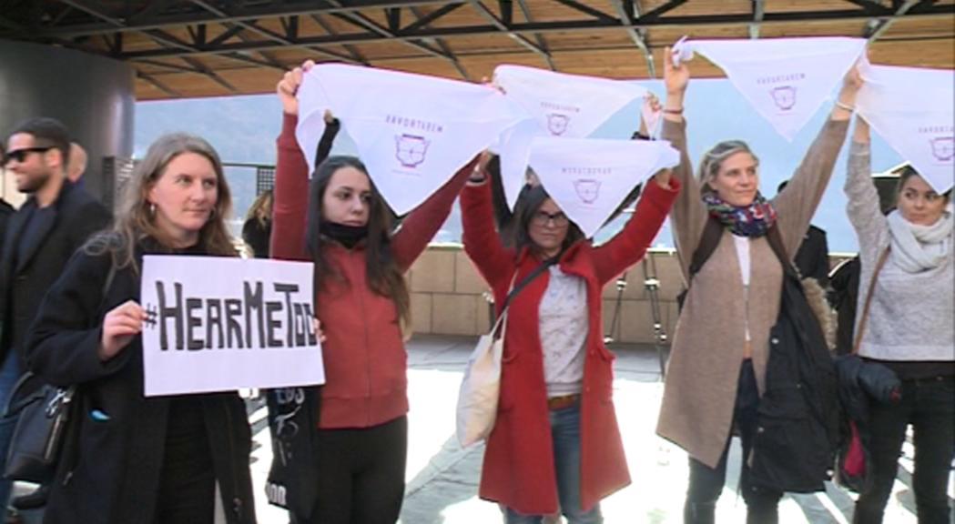 Stop Violències demana al Copríncep francès