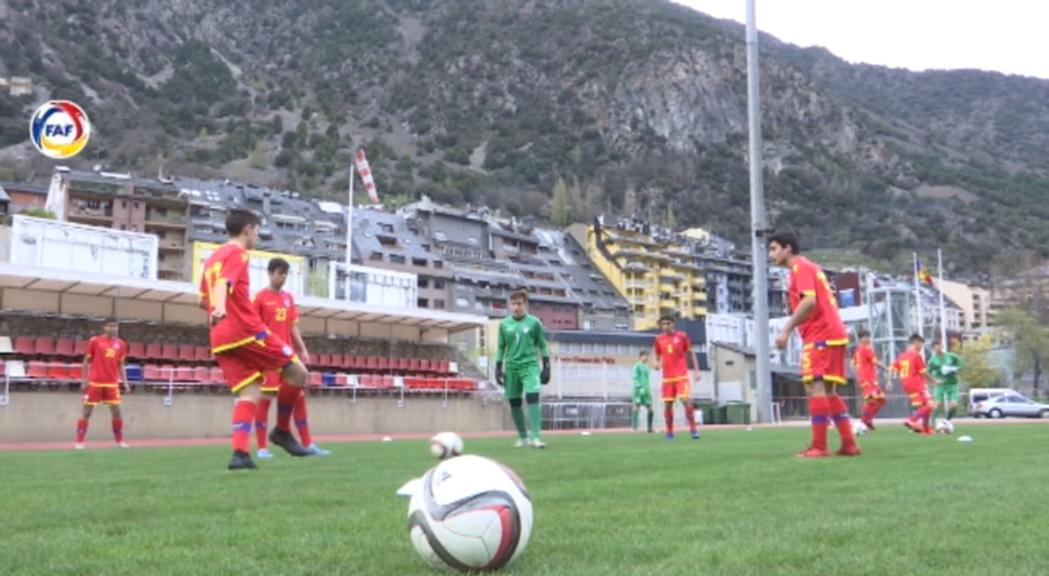 La sub-16 disputarà un nou torneig de desenvolupament amb l'objectiu de repetir èxits
