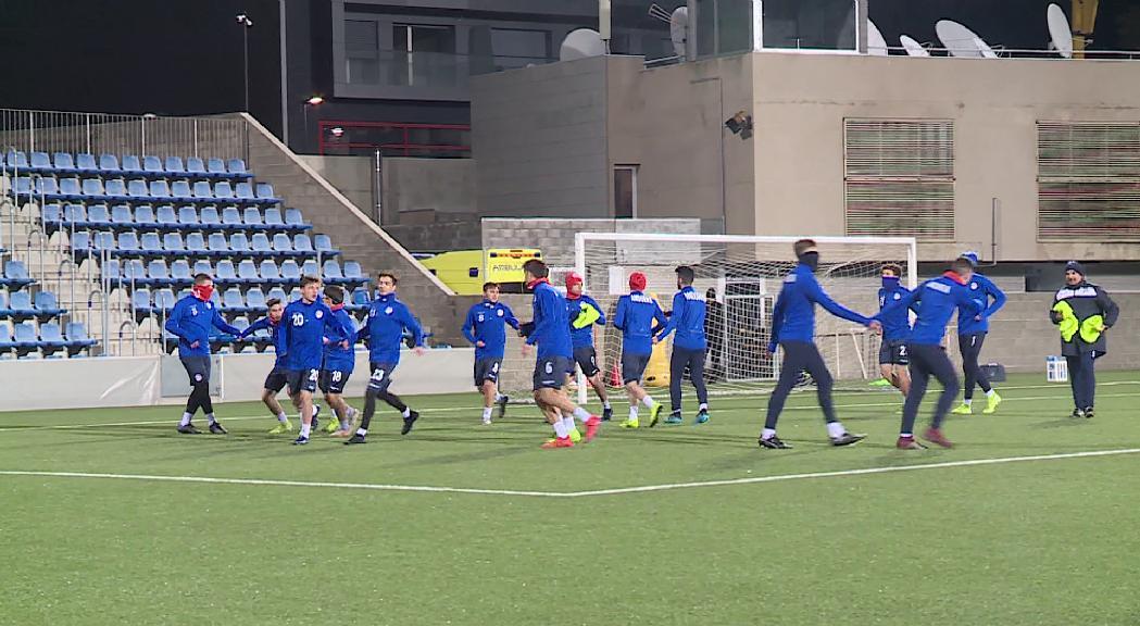 La sub-17 passa el testimoni a la sub-21 després d'una derrota al darrer partit del Preeuropeu contra Irlanda (0-2)