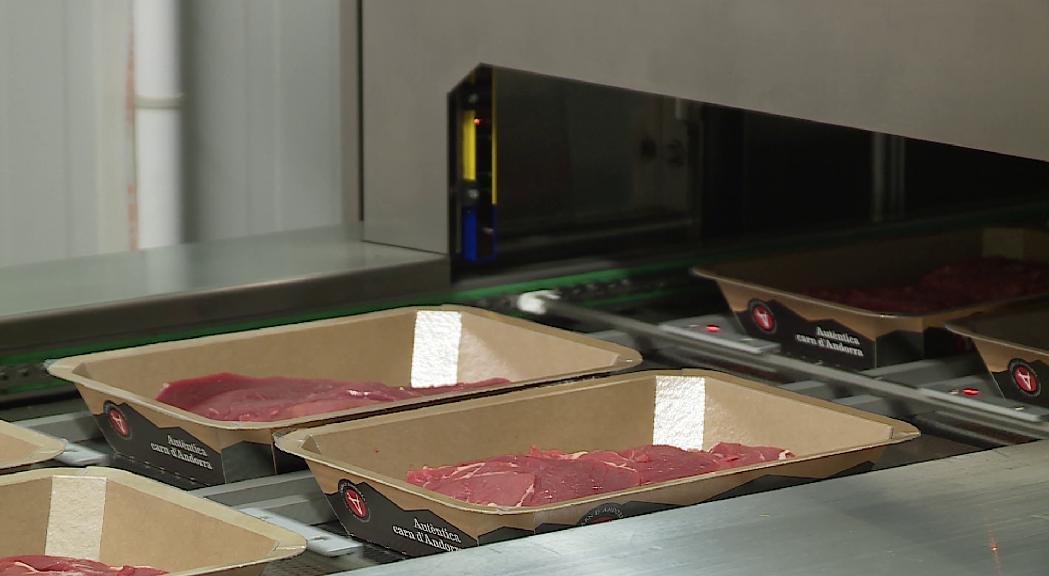Subvenció de 62.000 euros a Ramaders d'Andorra per al foment de Carn de Qualitat