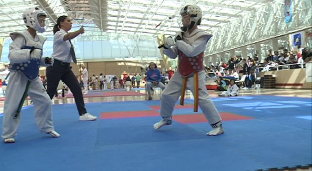 El Taekwondo Club Andorra acaba segon a la 17a Copa d'Andorra infantil i cadet