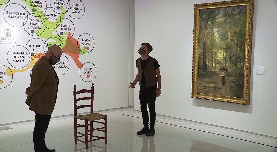 """""""Talents interpretats"""", fusió entre teatre i pintura al Thyssen"""