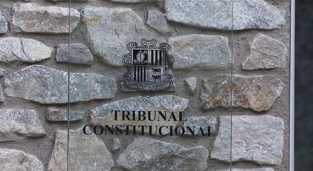 El Tribunal Constitucional considera vulnerat el dret a la lliber
