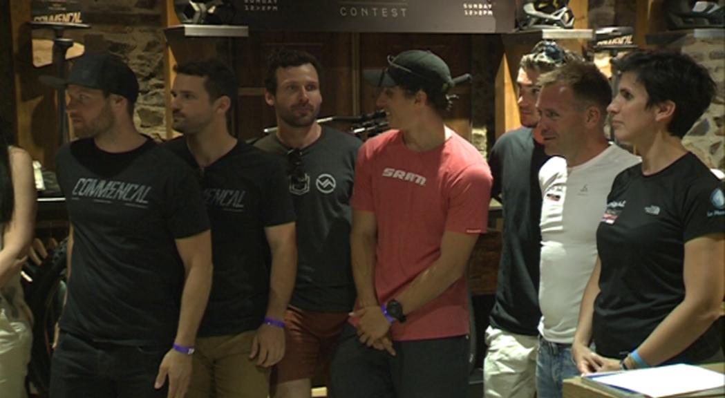 El Team Commençal Vallnord espera repetir victòria a la Copa del Món de BTT