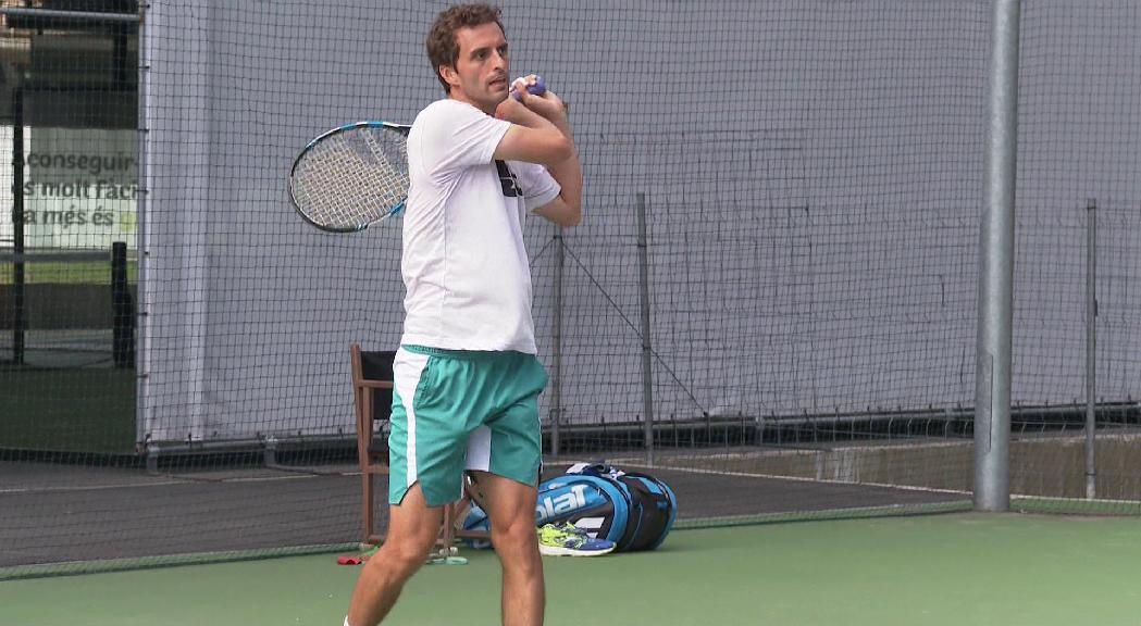 El tenista resident Albert Ramos guanya l'ATP d'Estoril