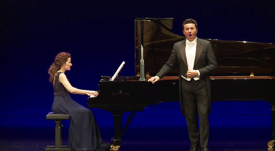 El tenor Piotr Beczala escull Puccini, Verdi i Bizet per obrir la 26a Temporada de Música i Dansa