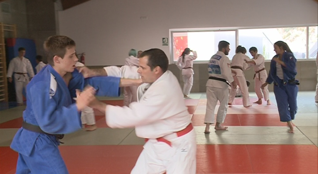 Tercer lloc del judoka Marc Reig al Campionat de França de Tercera divisió