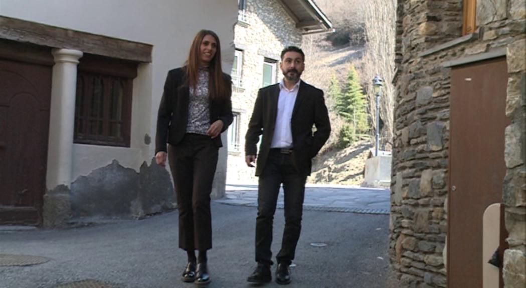 """Terceravia es presenta a Ordino com una opció """"engrescadora"""" i """"de futur"""""""