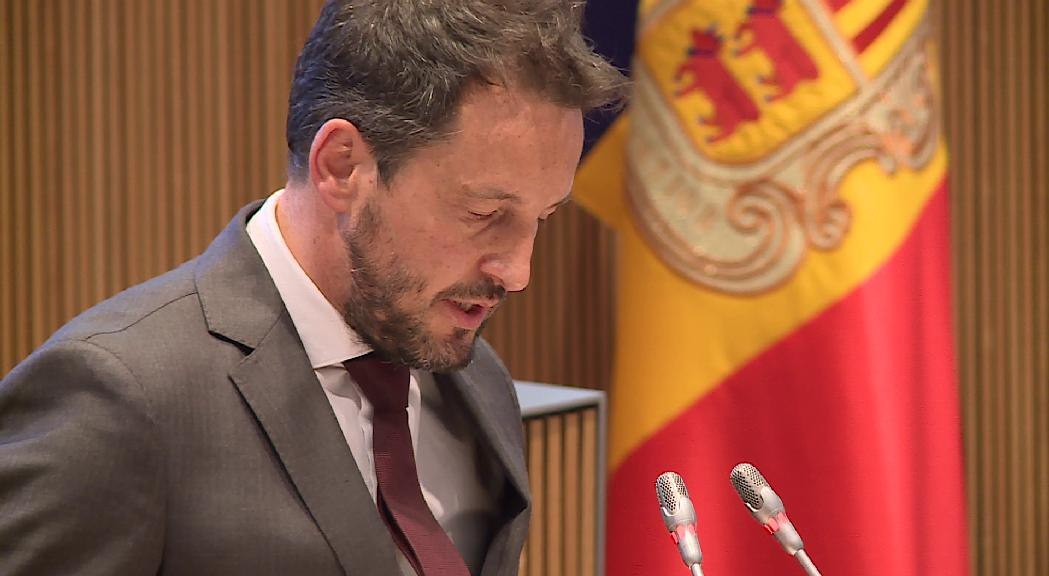 """Terceravia i PS critiquen les previsions """"poc realistes"""" del pressupost 2021"""