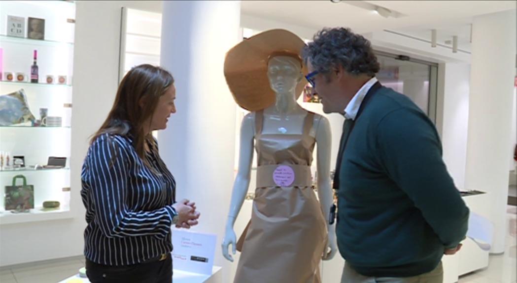 El Thyssen se suma al Dia de la dona amb un maniquí-manifest i un programa d'activitats