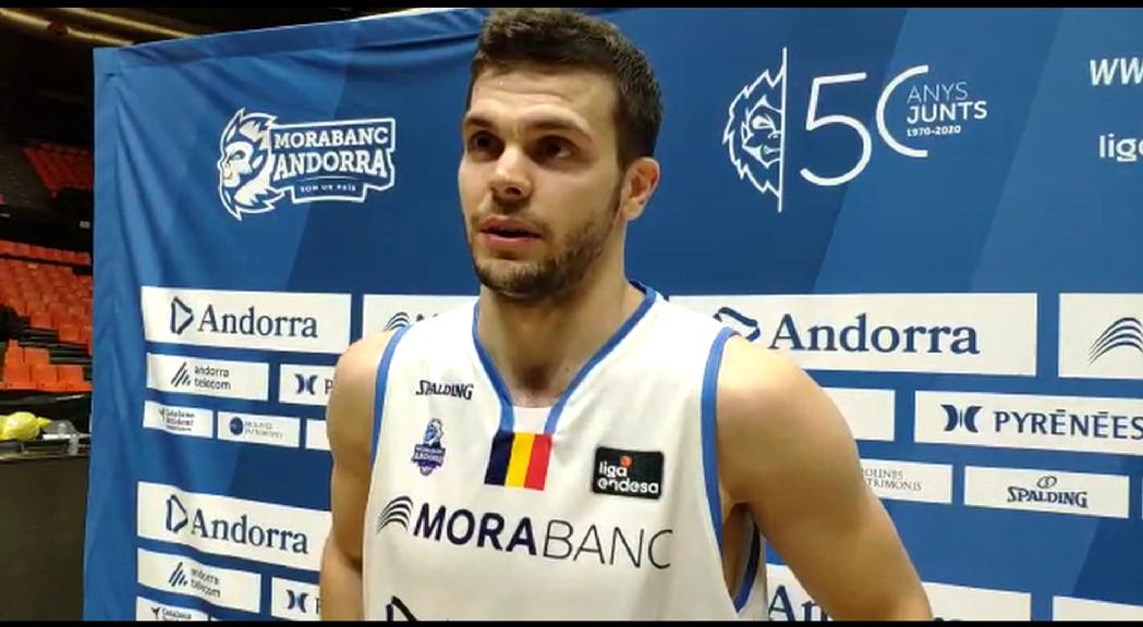 """Todorovic: """"Hem demostrat la veritable cara d'aquest equip"""""""