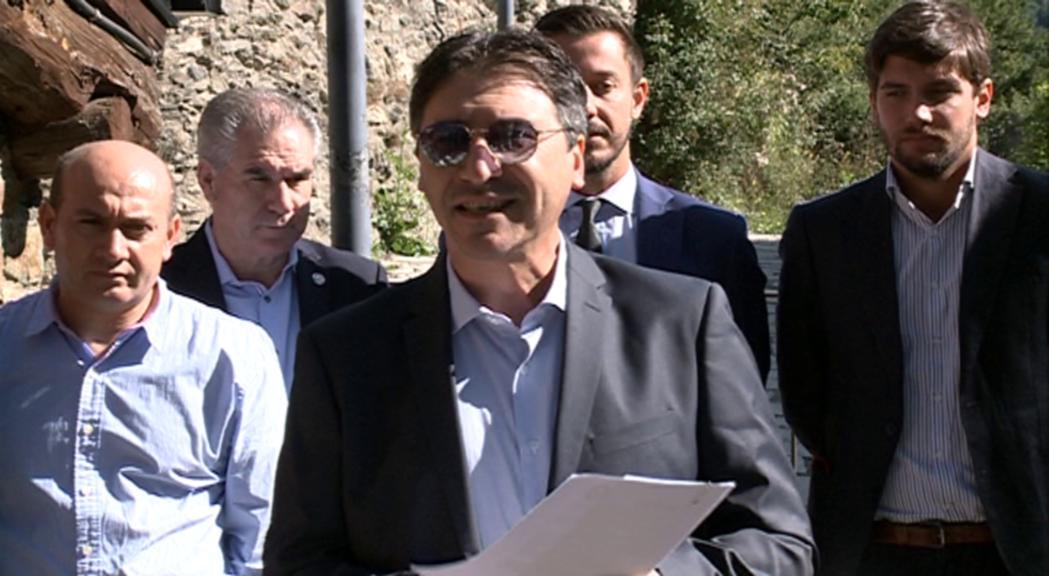 Tomàs Gea continuarà en presó provisional per l'operació Cautxú