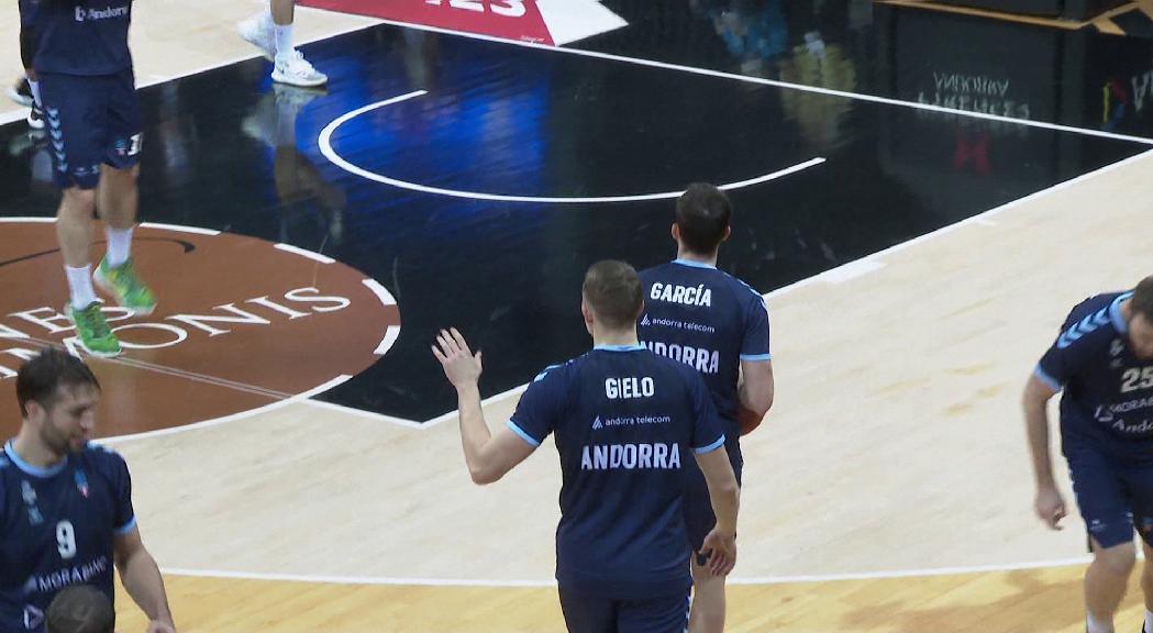 Tomasz Gielo seguirà vestint de tricolor fins a final de temporada