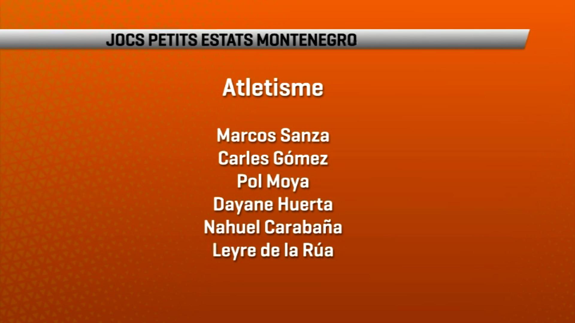 Toni Bernadó renuncia als Jocs de Montenegro per lesió