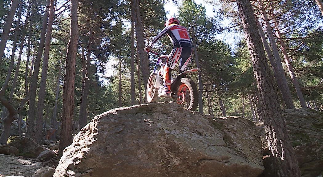 Toni Bou repeteix un any més al Trial Summer Camp de la Federació  Motociclista