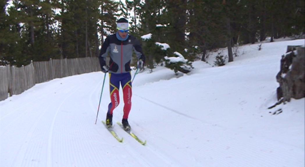 Top 30 d'Irineu Esteve a la segona prova del Tour de Ski