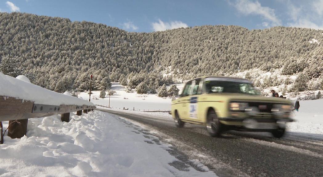 Torna l'Andorra Winter Rally