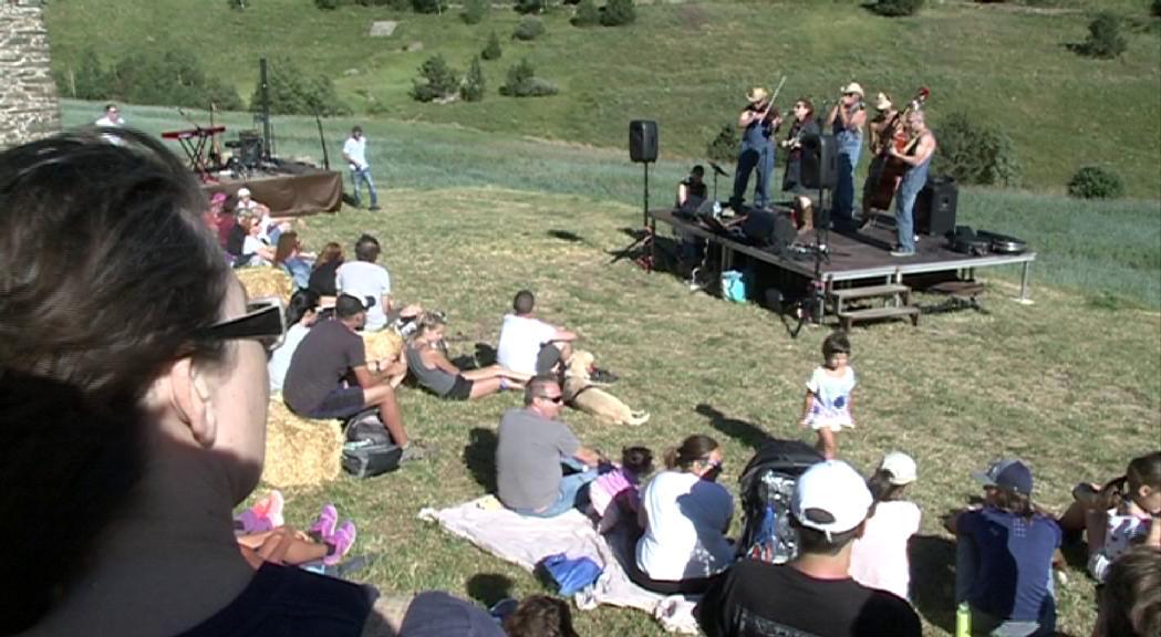 Torna l'Esquella Walking Music Festival a la vall d'Incles amb un format adaptat a la pandèmia