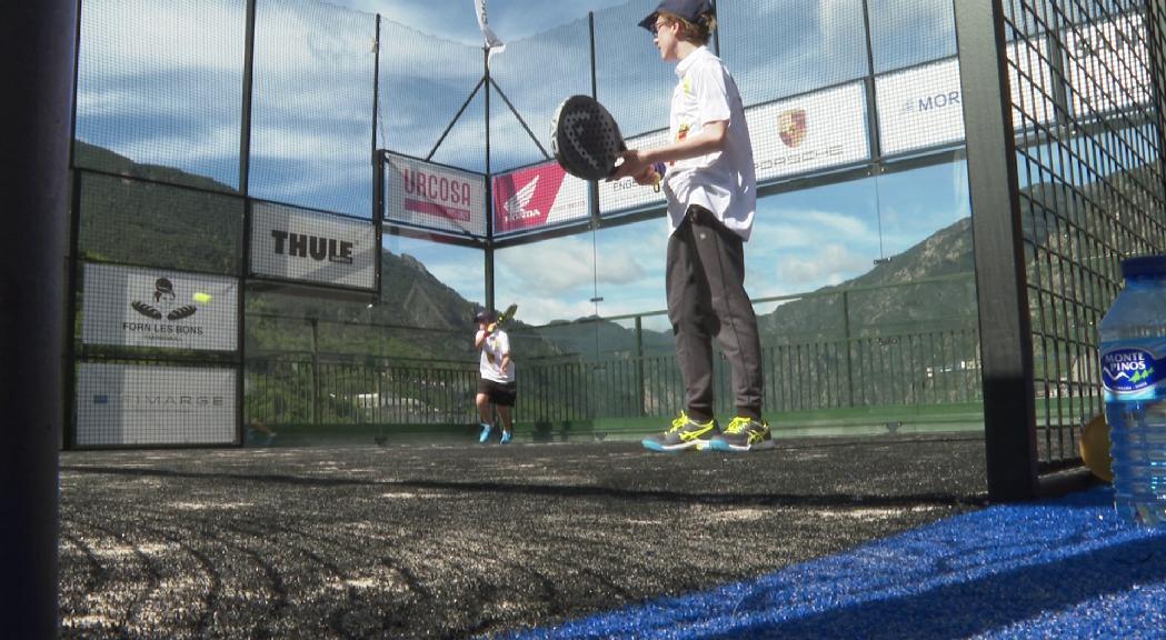 El torneig Circuit Prestige de pàdel tanca la primera edició amb èxit de participació