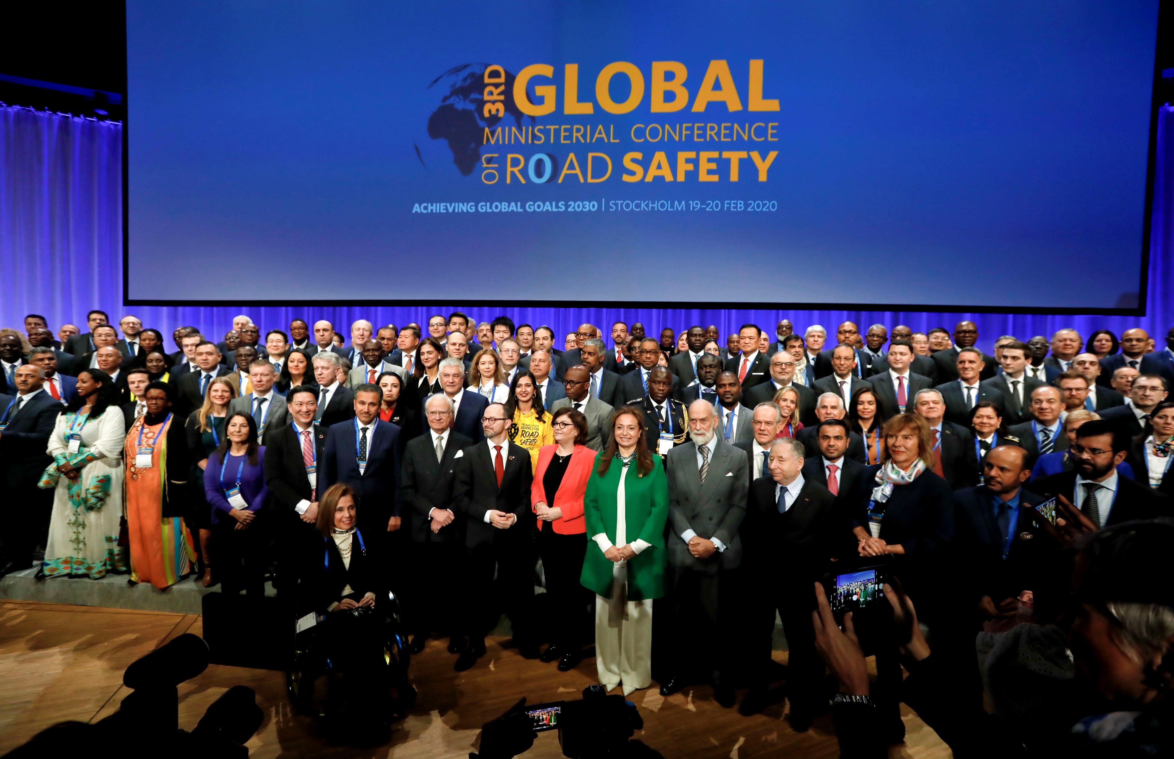 Torres participa en la conferència mundial sobre seguretat viària