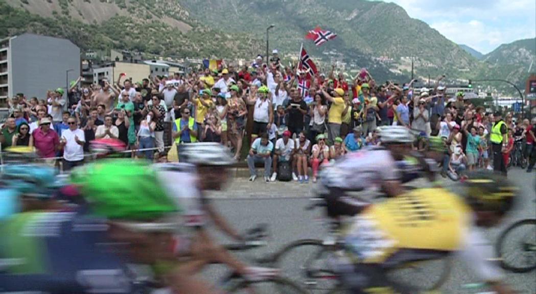 El Tour torna a condicionar tot el calendari UCI de cilcisme en carretera