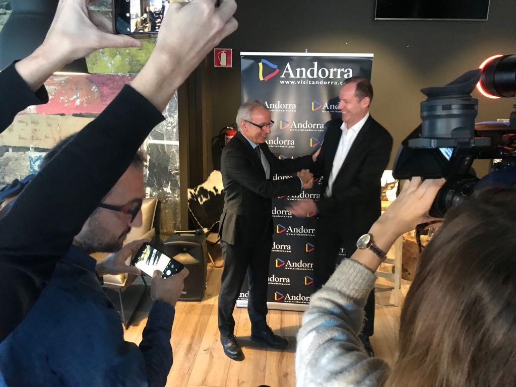 El Tour tornarà a Andorra el 2020 o el 2021