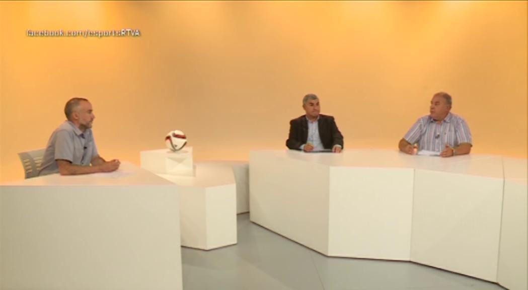 La transparència i els comptes centren el debat entre Álvarez i Riba abans de les eleccions a la FAF